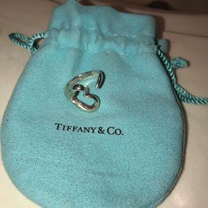 ELSA PERETTI Tiffany & Co. Open Heart Ring